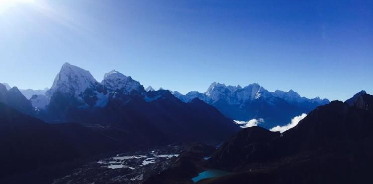 Everest Gokyo Trek in Nepal