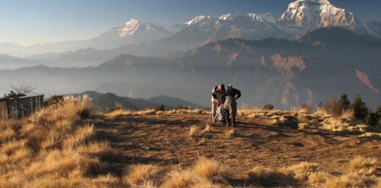 Ghorepani Poonhill/Pun hill Trekking