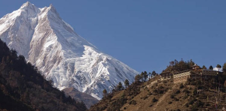 Around Manaslu – Larkay La 5,135m