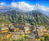 Nepal Easy & Short Trekking