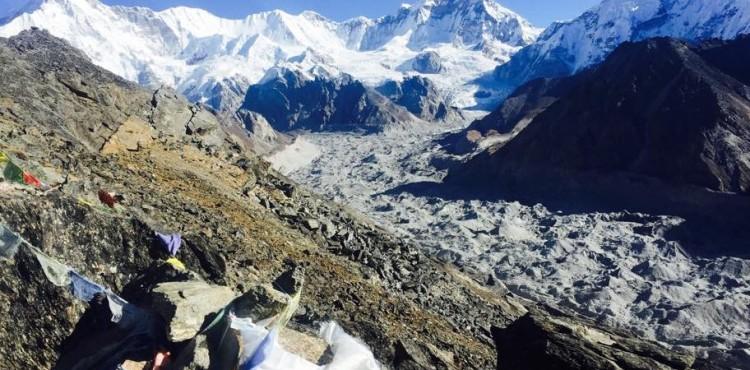 Everest Three High Passes Trek